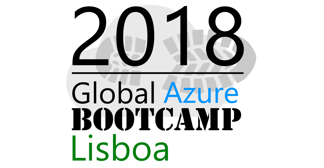Global Azure Bootcamp Lisboa 2018